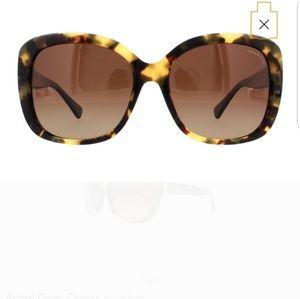 Coach Vintage Tortoise Sunglasses